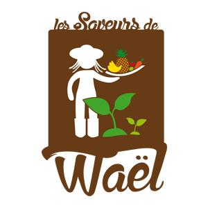 Logo Les saveurs de Wael
