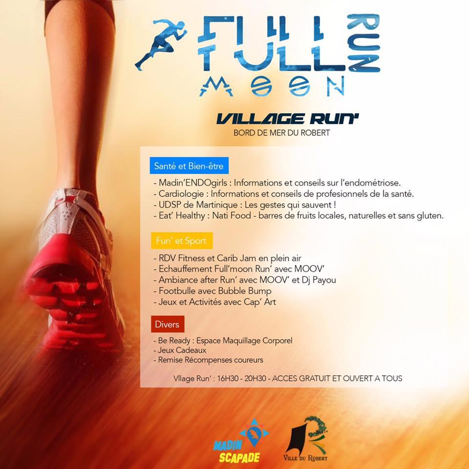 Programme Village Run