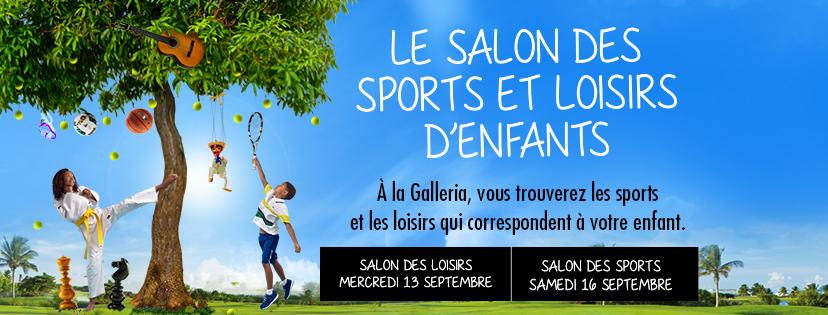 Salon sports et loisirs Galleria 2017