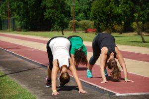 Yoga à l'IMS avec Polform - Com J'M