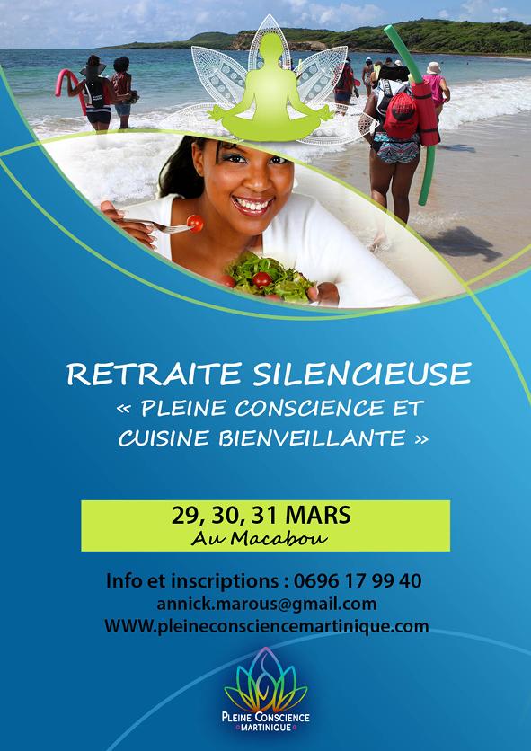 Retraite silencieuse Martinique
