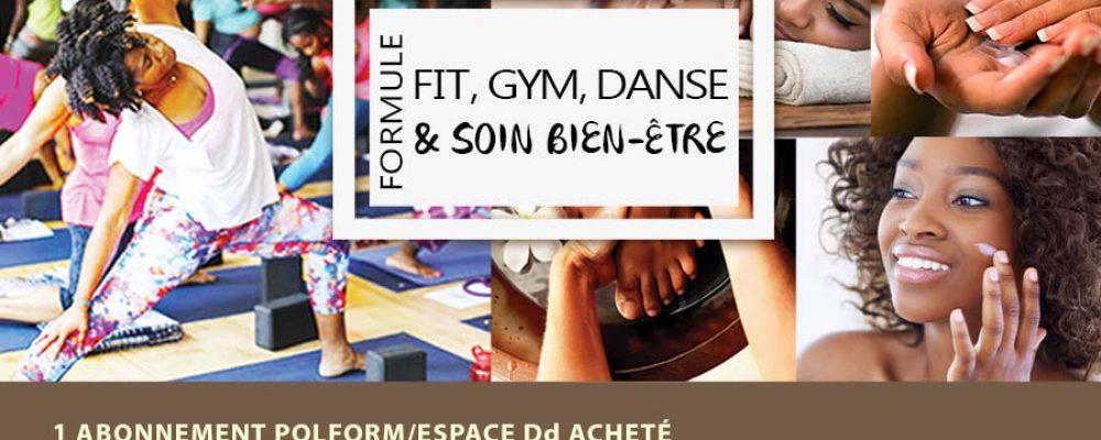 Formule Fit, gym et danse