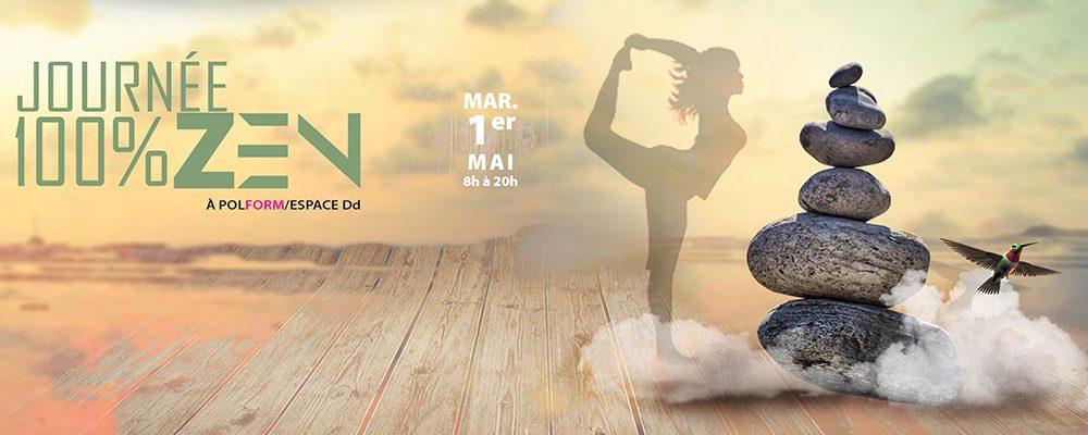 Journée 100% Zen