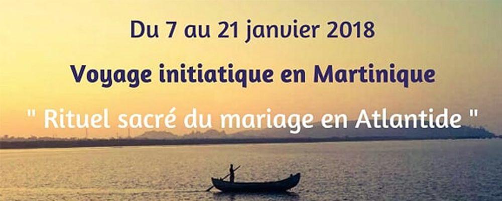 Voyage initiatique Martinique